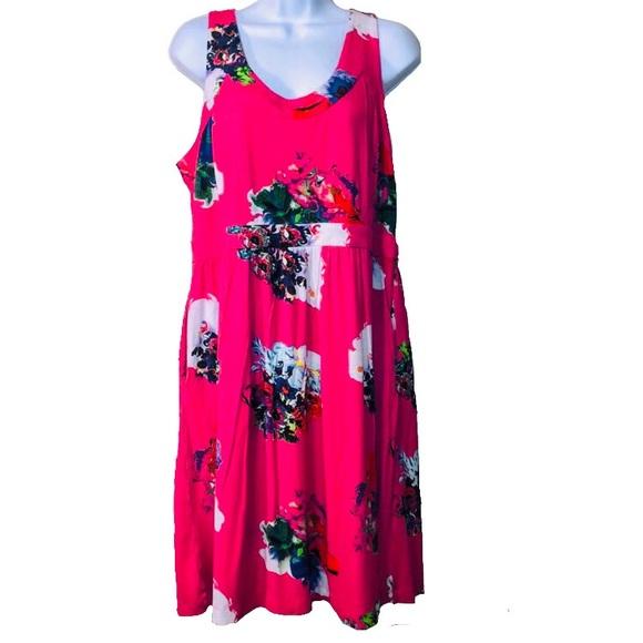 Cynthia Rowley Dresses & Skirts - Cynthia Rowley Sleeveless Dress Sz XL